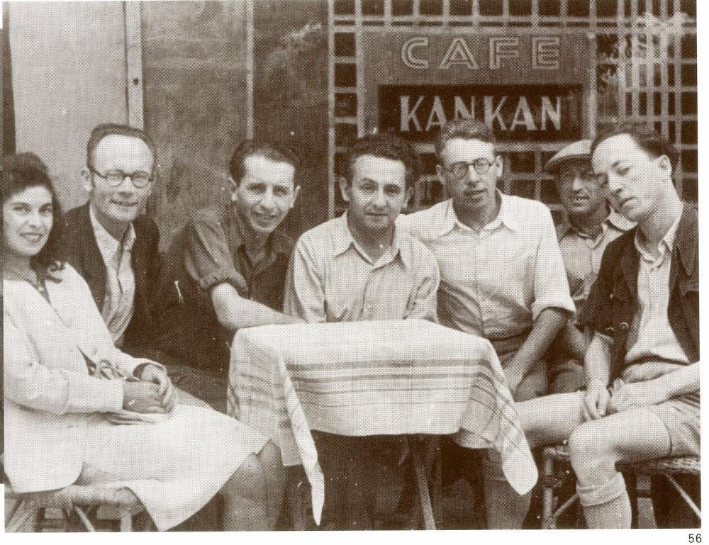 Cafe KanKan in Tel Aviv